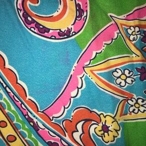 Lilly Pulitzer Dresses - Lilly Pulitzer Vintage Halter Maxi Dress Size 2 P